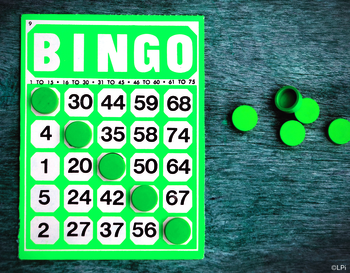 Sunday Night Bingo