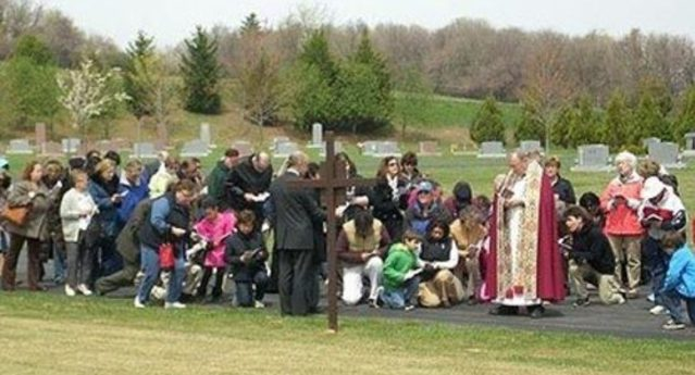 Upcoming Events at Archdiocesan Cemeteries