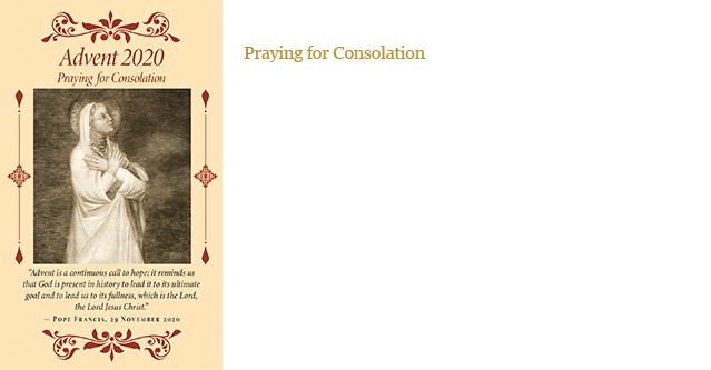 Praying for Consolation