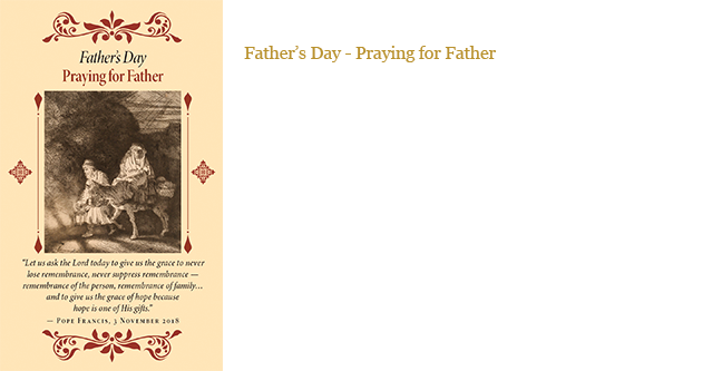 Memorial Day 2021 - Praying with the Virgin in Their Memory