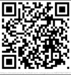 Holy Face Donation QRCode