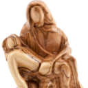Holy Land Carvings Will Be Available After All Masses This Coming Weekend