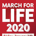 47th March for Life - Pilgrimage to Washington, D.C.