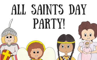 All Saints and Treats Party