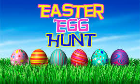 Annual Easter Egg Hunt - Sponsored by Jr. High PSR