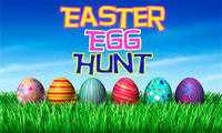Annual Easter Egg Hunt - Sponsored by Jr. High PSR, Saturday, April 20 at 12:00 pm in PLC