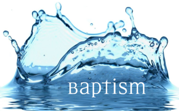 Baptismal Instruction Class