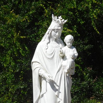 Queenship of Mary Feast Day