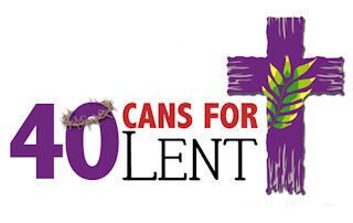 40 Cans for Lent