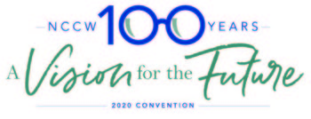 NCCW Convention POSTPONED
