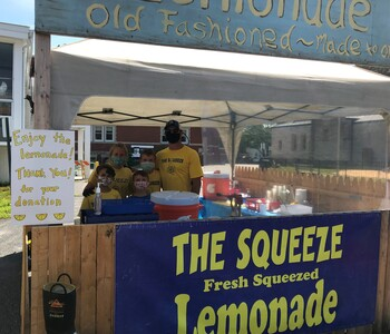 Summer of Service 2020 Lemonade Stand