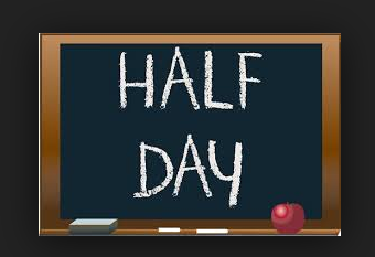 Half Day-NO HPS Busses