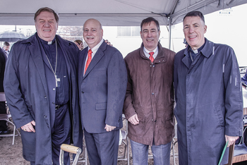 Diocese, archdiocese partner to build housing for seniors