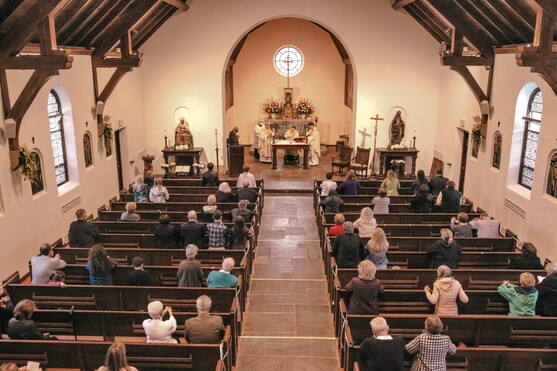 Find a Livestreamed Mass in the Diocese