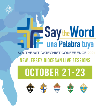 Say the Word New Jersey Live Catechetical Conference