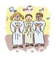 Children's Christmas Choir Practice Dec 16th and 23rd