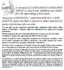 catechists Needed Download