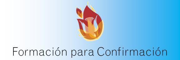 Confirmation Formation Graphic in Spanish