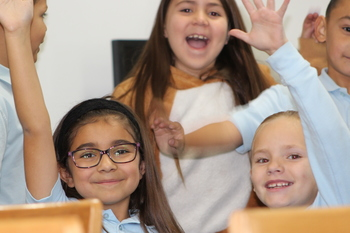 Fall Semester at St. Therese School