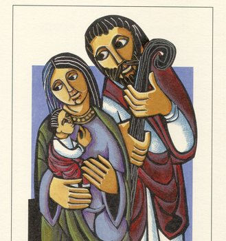 Feast of the Holy Family of Jesus, Mary & Joseph