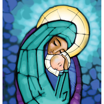 Solemnity of Mary, Holy Mother of God!