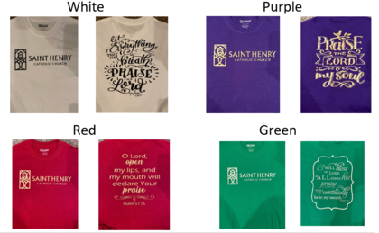 St. Henry T-Shirts! Click the Image to Place an Online Order