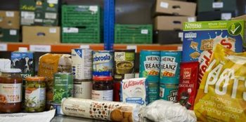 Paignton Community Larder  <div>  (Food Bank) </div>