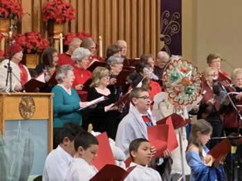 Our Lady of Loretto Choir Christmas Concert