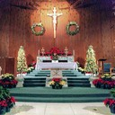Christmas Eve Mass in the Church