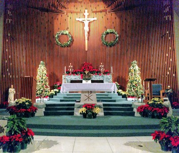 Mass on Christmas Day