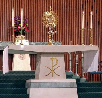 Adoration in the Church
