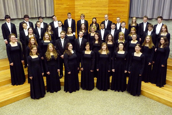 The Chamber Choir In Concert