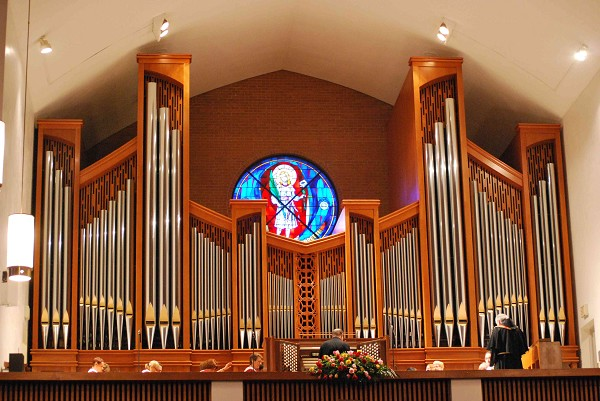 St. Maria Goretti Organ Dedication Recital