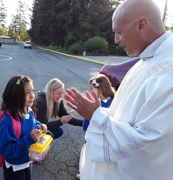 Blessing of the Animals