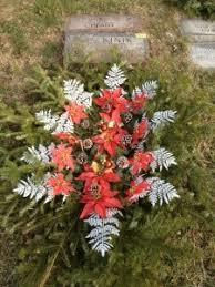 November 16th Grave Blanket & Wreath Placement