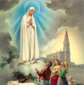 Parish Rosary Celebrating the Anniversary of the Apparition at Fatima