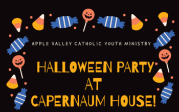 Halloween Party at Capernaum House