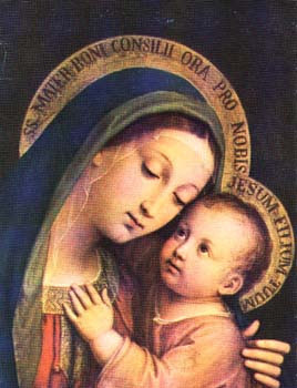 Sunday Mass ~ Solemnity of Mary, The Holy Mother of God