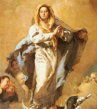Mass - Solemnity of the Immaculate Conception of the Blessed Virgin Mary ~ Holy Day of Obligation