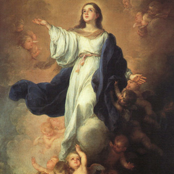 Mass of the Solemnity of the Assumption of the Blessed Virgin Mary