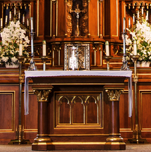 Mass and Confession Times