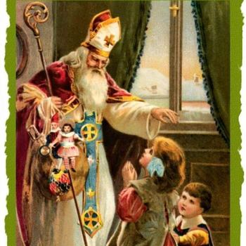 Cookies & Cocoa with Santa (St. Nicholas Celebration) -Faith in the Home