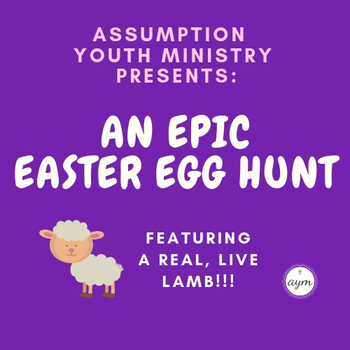 AYM Easter Egg Hunt