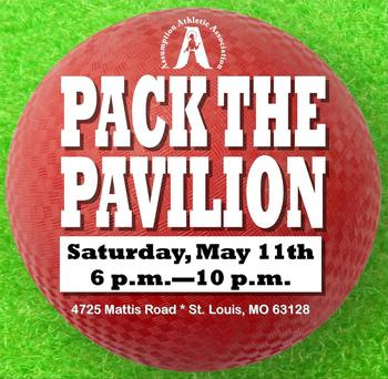 Pack the Pavillion