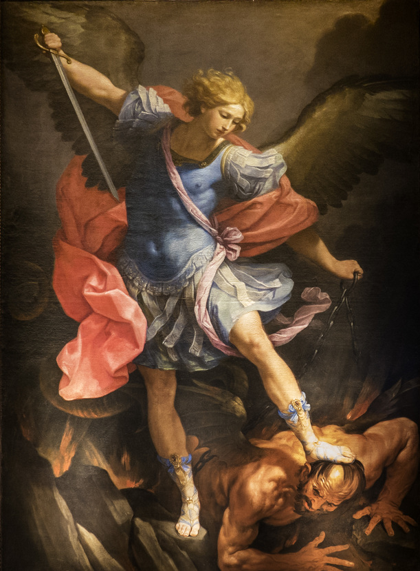 welcome to St. Michael the Archangel!