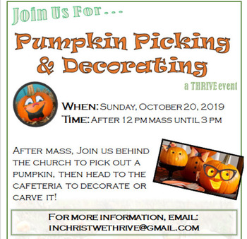 Pumpkin Picking & Decorating
