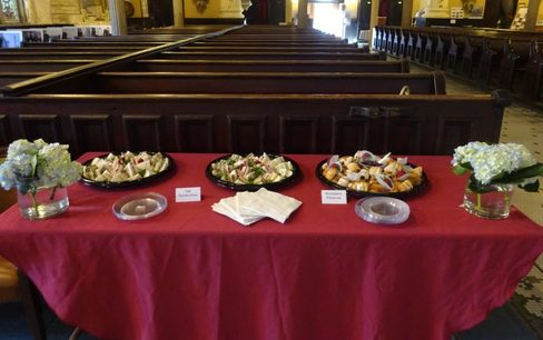 2016 Women's Giving Circle Mass and Celebration Breakfast