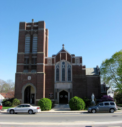 Image of Sacred Heart Church