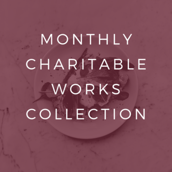 Charitable Works Matching Challenge