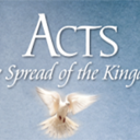 "New Bible Study Program: ""ACTS -The Spread of the Kingdom"""